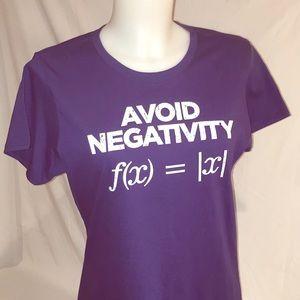 Avoid Negativity T-Shirt 🤓!